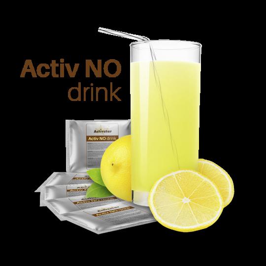 Activ NO drink - krvný tlak