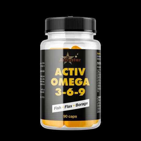 Activ Omega 3-6-9