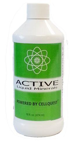Active koloidné minerály 474ml