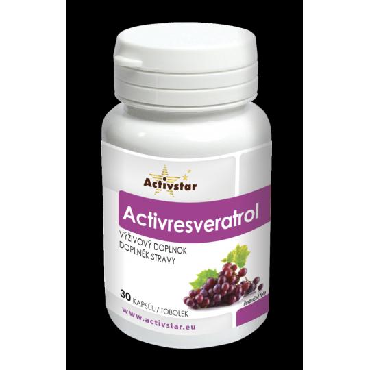 Activresveratrol - 30 kapsúl