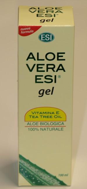 Aloe gél + vitamín E + čajovník - 200ml