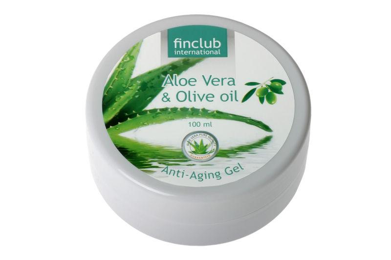 Aloe Vera Anti - Aging gél