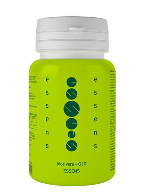 Aloe Vera + Q10 - Essens výživové doplnky