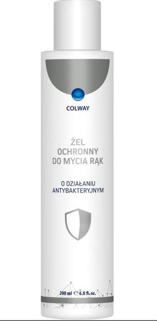 Antibakteriálny gél na ruky - umývací - Colway