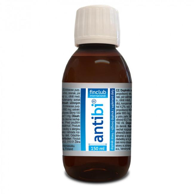 Antibi - podpora imunity