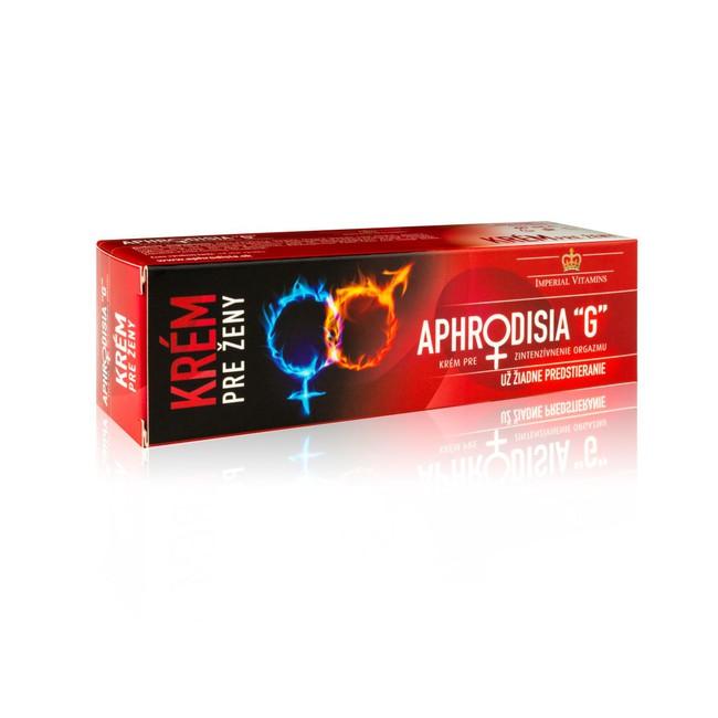 Aphrodisia G lubrikačný gel - ženy