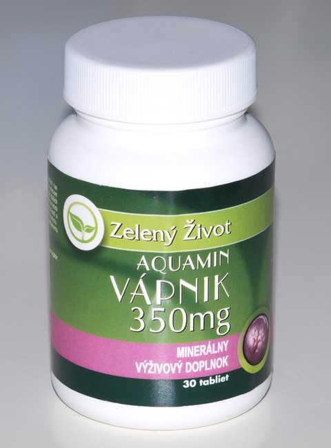 Aquamin – Vápnik 350mg 30 tabliet