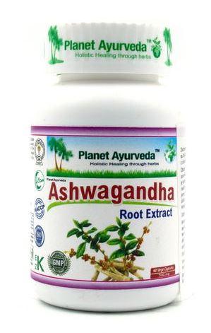 Ashwagandha - Planet Ayurveda