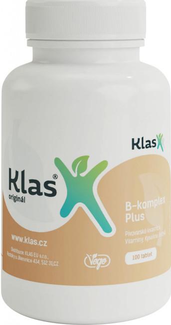 B komplex Plus - KLAS - vitamíny skupiny B