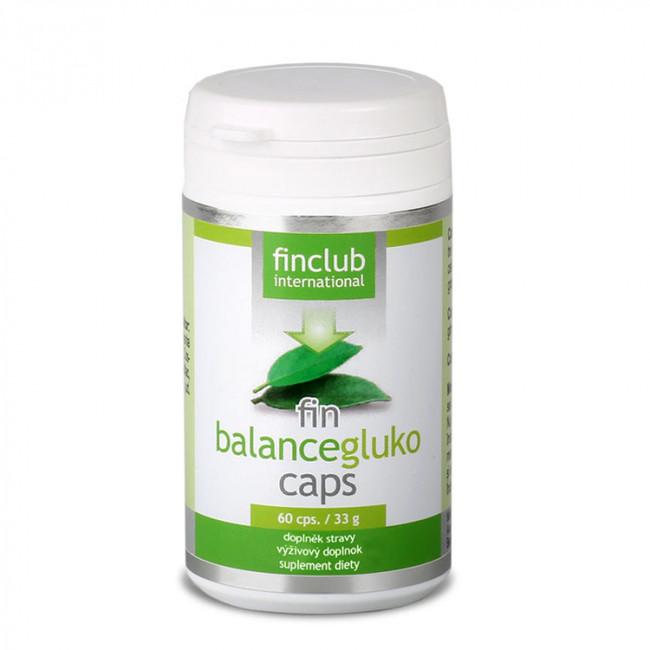Balance gluko caps - hladina cukru v krvi