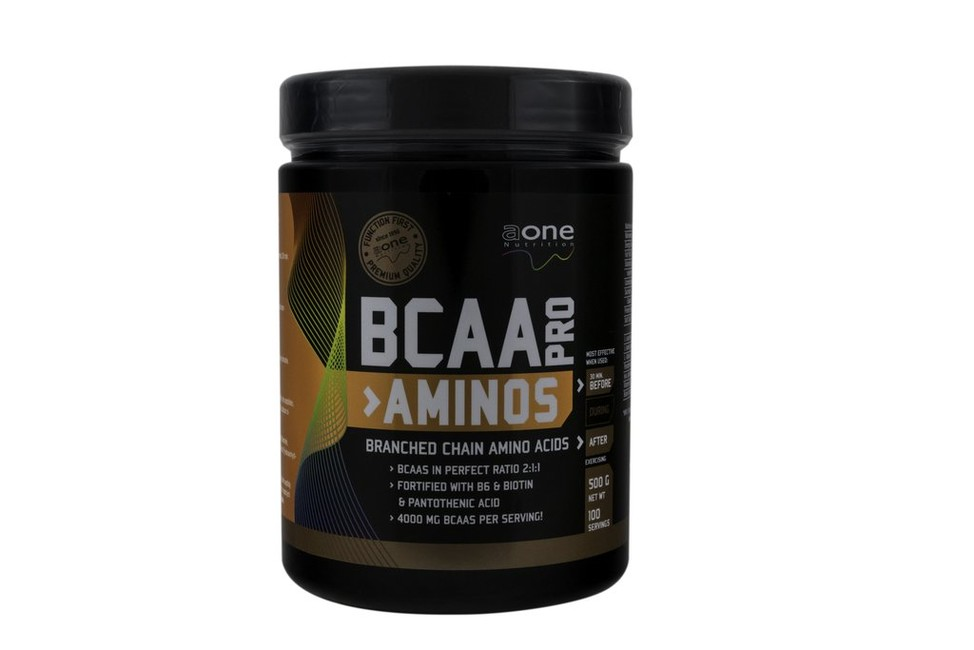 BCAA PRO - Aminos - rast svalov