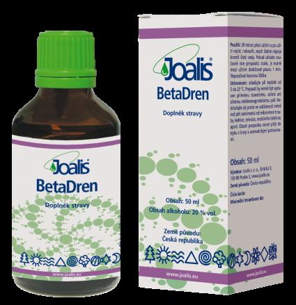 BetaDren - Joalis - metabolizmus cukrov