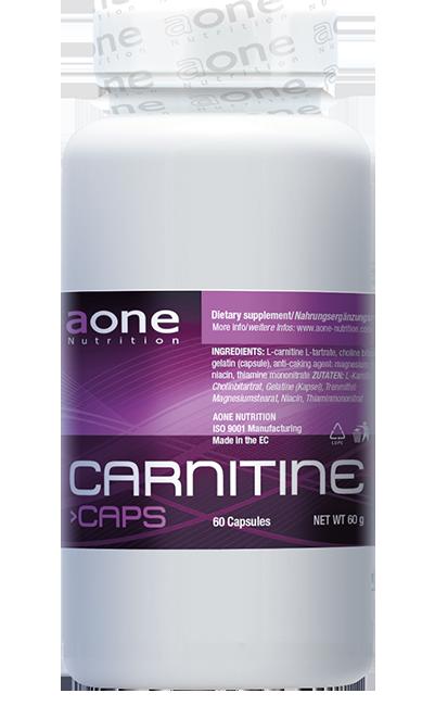 Carnitine caps - l carnitin