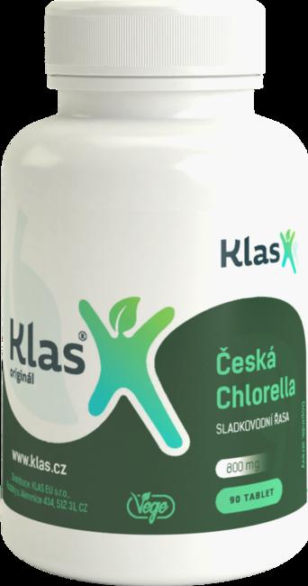 Česká chlorella - Klas