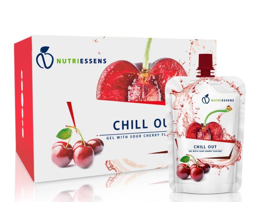 Chill Out Essens - výživový doplnok 7x50g