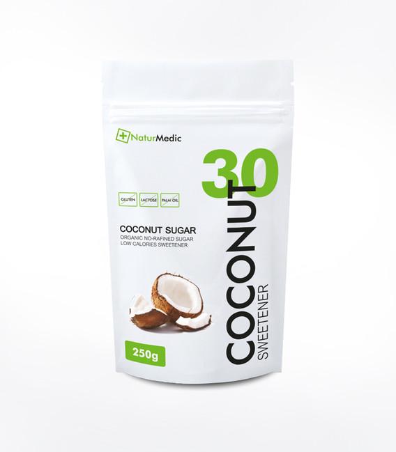 Coconut 30 - organický kokosový cukor