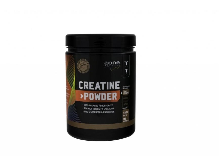 Creatine powder - kreatín