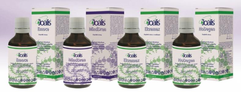 Detoxikačný balíček Joalis - ekzém