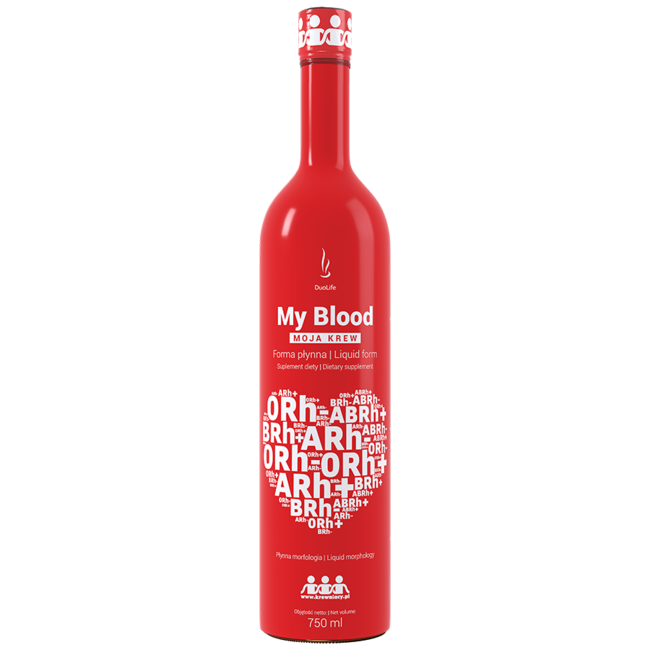 Duolife My blood - Moja krv