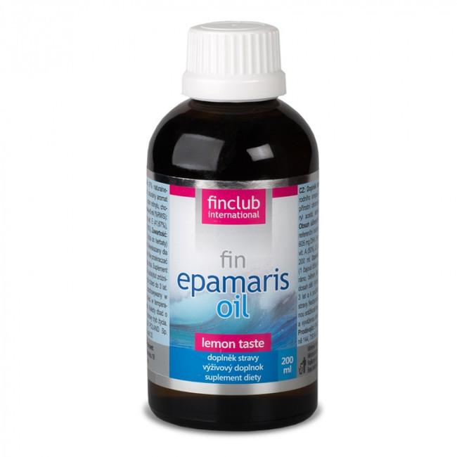 Epamaris oil - omega 3