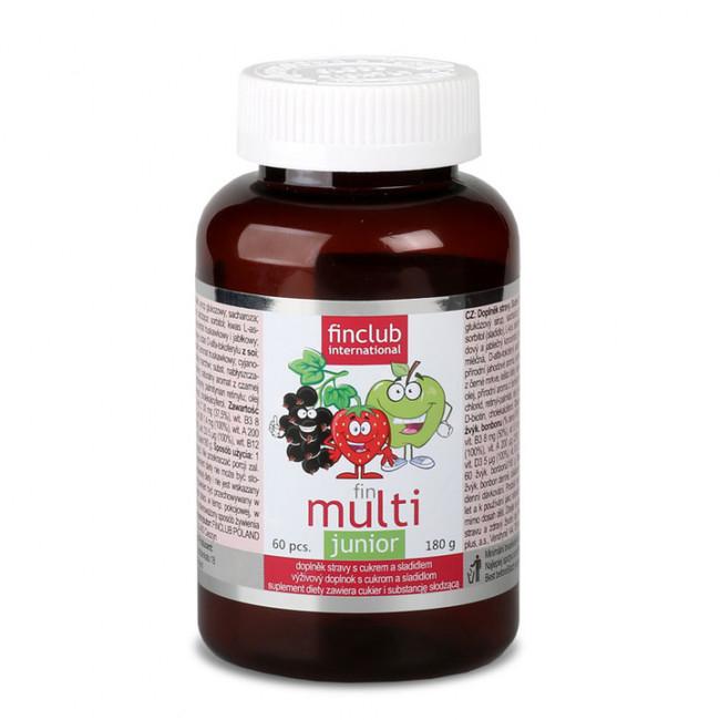 Fin multi junior - detská výživa
