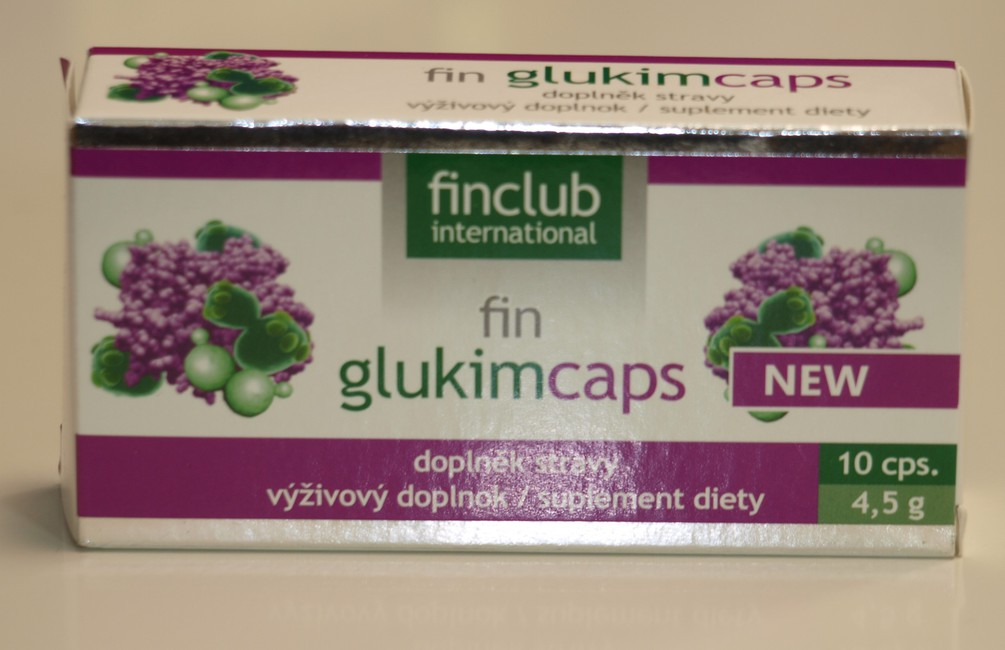 Glukimcaps, 10 kaps