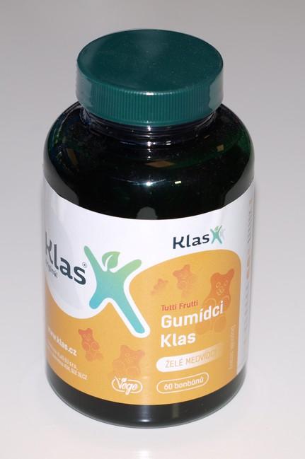 Gumídci KLAS - vitamíny pre deti