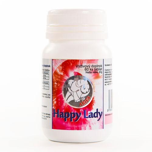 Happy lady - menopauza