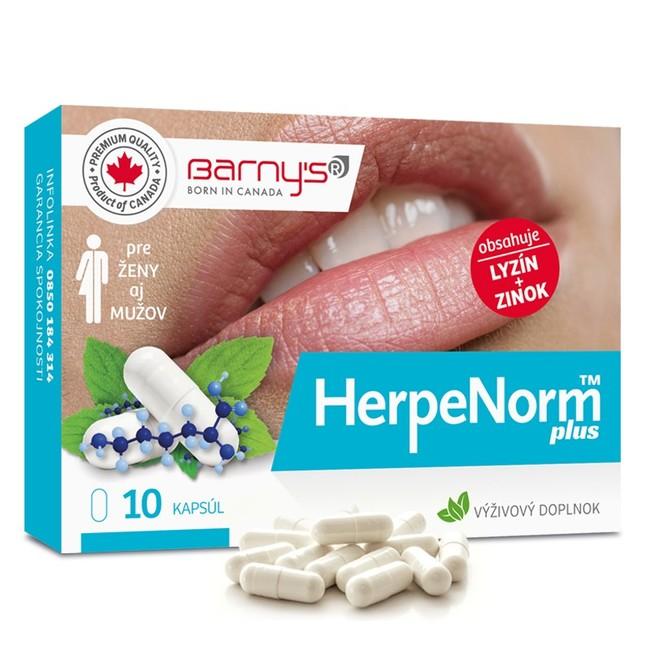 Herpenorm plus - herpes 10 cps