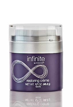 Infinite by Forever restoring creme