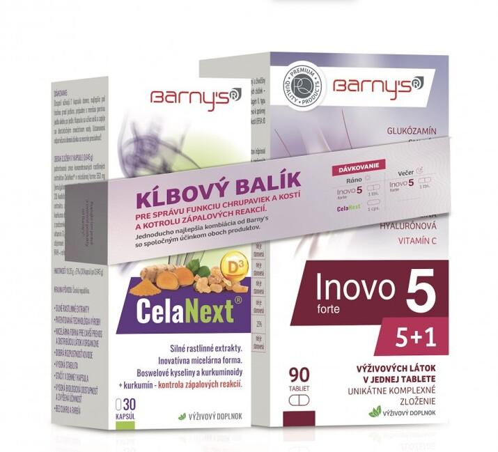 Inovo 5 forte + Celadrin