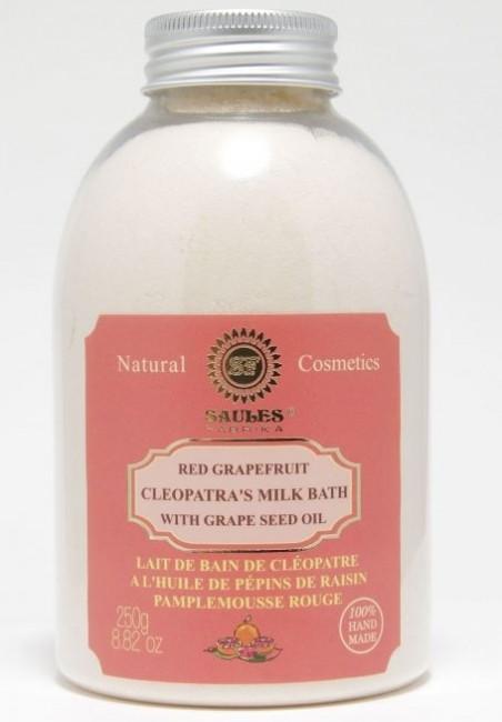 Kleopatrin mliečny kúpeľ - grep, 250g