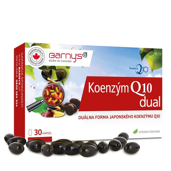 Koenzým Q10 dual