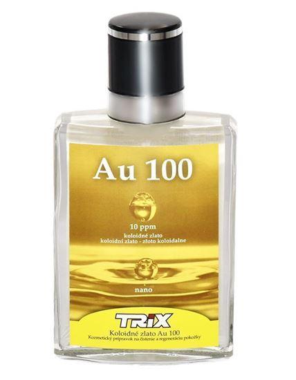 Koloidné zlato Au100 100 ml 10 ppm sprej delená