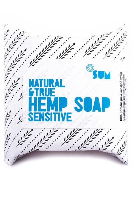 Konopné mydlo Sensitive Natural&True