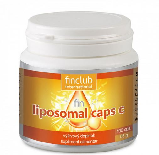 Liposomal caps C - vitamín C