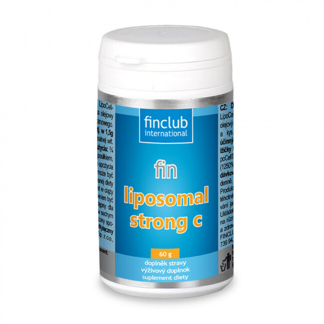 Liposomal strong C - vitamín C