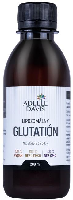 Lipozomálny glutatión - antioxidant