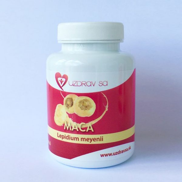 Maca - afrodiziakum, frigidita - 90cps