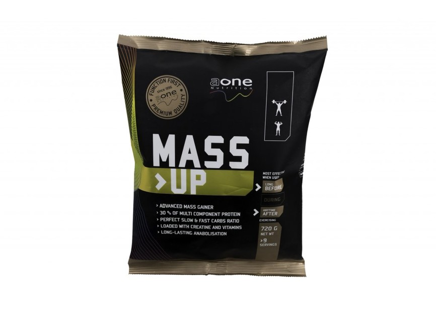 Mass up - gainer