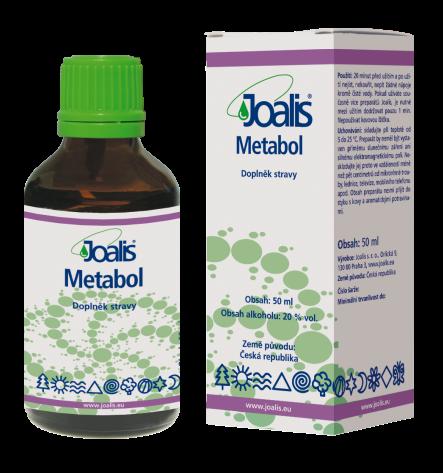 Metabol - Joalis - metabolity