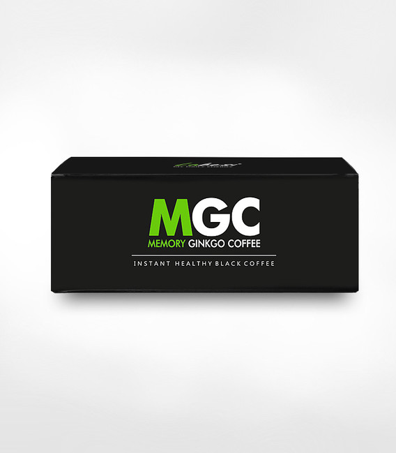 MGC káva - s Ginkgo Biloba