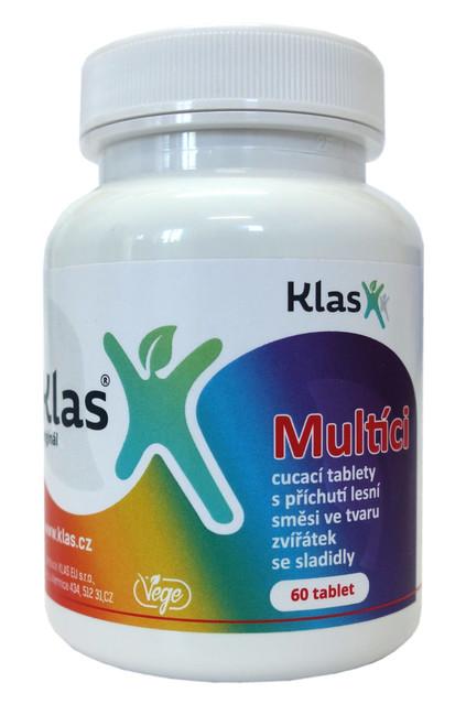Multíci KLAS - vitamíny pre deti