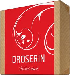 Mydlo Droserin (Energy)