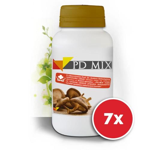PD Mix - 7 balení (7x120 kps)