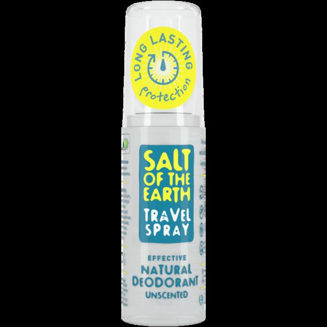Prírodný kryštálový deodorant sprej travel 50ml