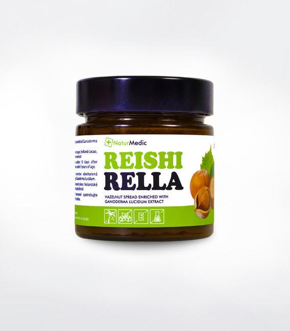 Reishirella - BIO lieskovy krem s Reishi
