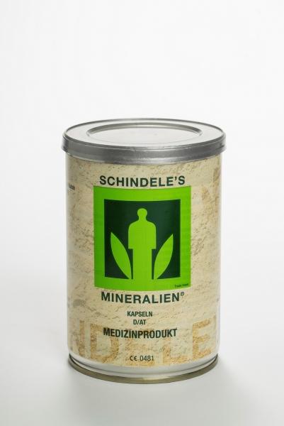 Schindeleho minerály kapsuly 500ks
