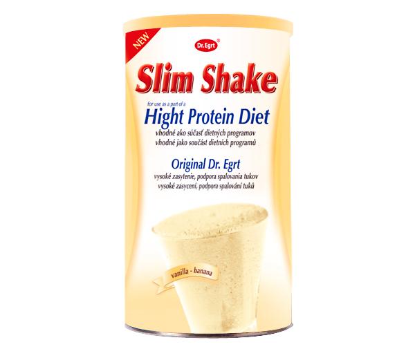 Slim Shake koktail vanilka - banán