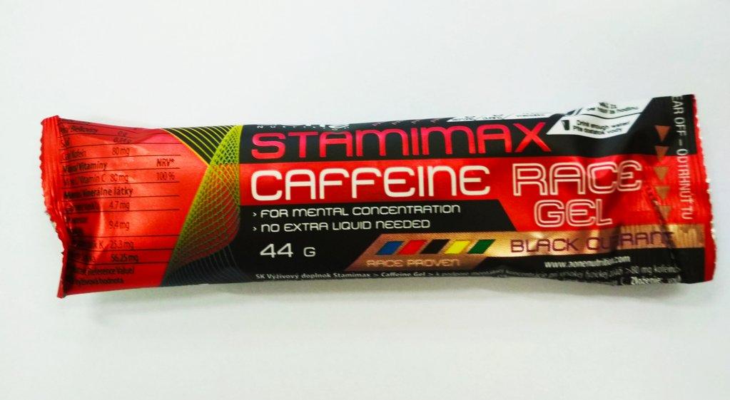 Stamimax - caffeine race gel
